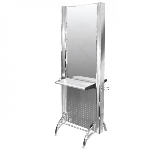 "Hair Salon Styling Units: Salon Styling Unit Mirror ""110A"""