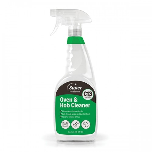 Super Oven Cleaner 750ml