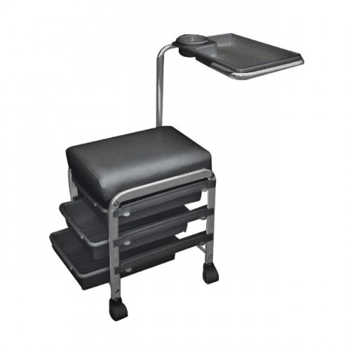 Salon Seat For Pedicure Amp Manicure Quot Ch 5005 Quot Black