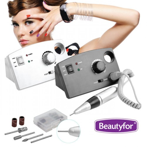 "Electric Nail Drill Machine ""BeautyFor"" 35000 RPM"