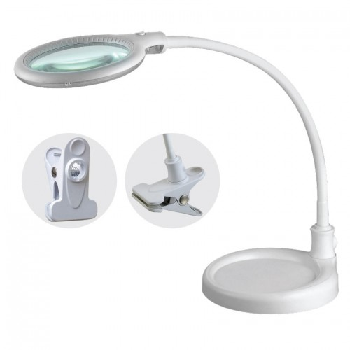 "LED Magnifier lamp ""Luna"""