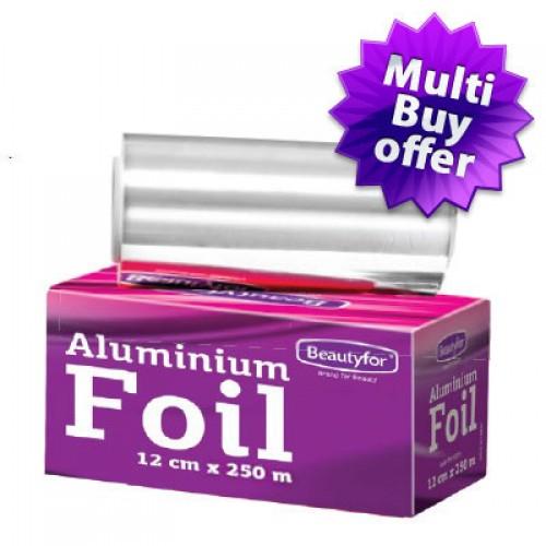 Aluminium Foil for Hairdressing (12cm x 250m)