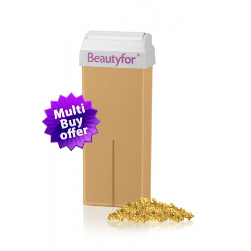 BeautyFor Micromica Gold, Roll-on Cartridge 100 ml