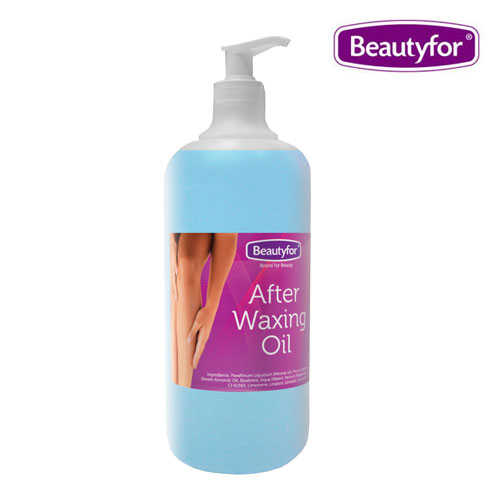 After Wax Oil with Lavender Fragrance 1 Litre