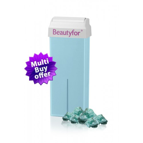 BeautyFor Titanium Talc, Roll-on Cartridge 100 ml