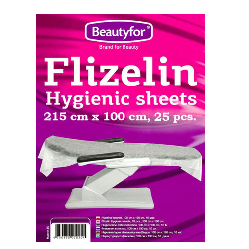 Disposable Flizelin couch cover (215x100) sheets (25)