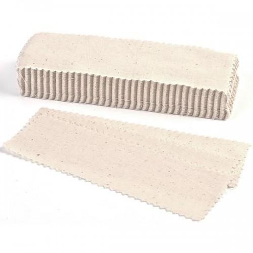 Fabric Waxing Strips (100)