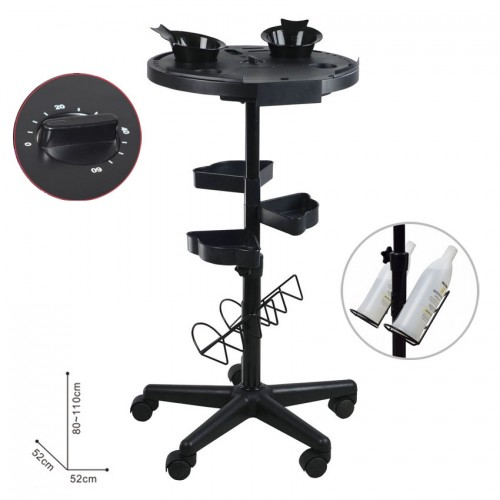 Hairdresser Salon Trolley with Timer JY-175X
