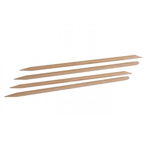 Wood Stick. 140mm Slant (Pack of 5)