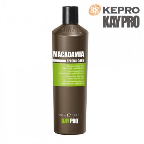 Kepro Kaypro Macadamia Shampoo 350ml
