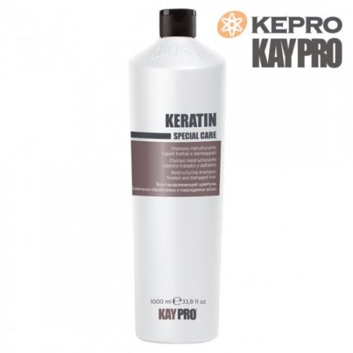 Kepro Kaypro Keratin Shampoo 1L